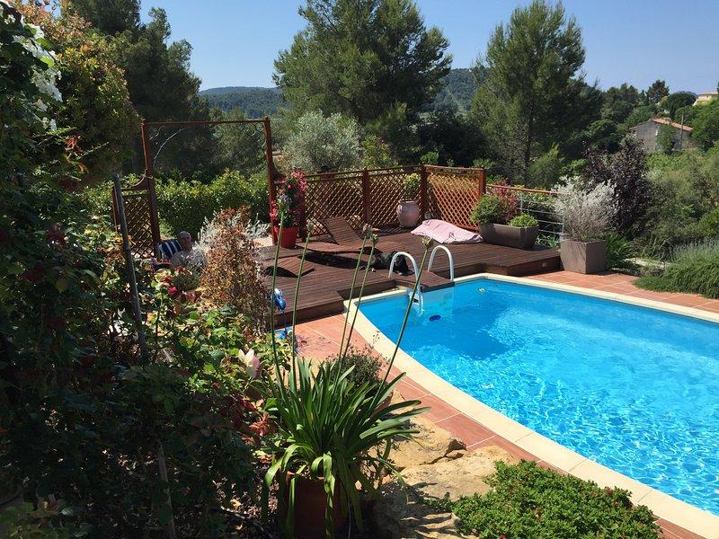 Bastide au calme, holiday rental in La Cadiere d'Azur