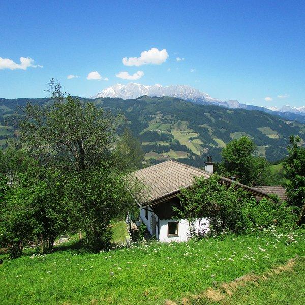 Art Chalet Vorderschuhzach, vakantiewoning in St Johann im Pongau