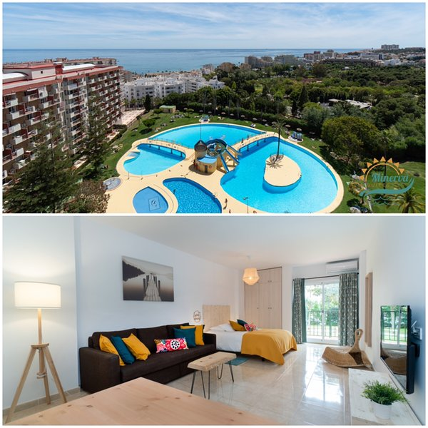 Minerva Suites, holiday rental in Benalmadena