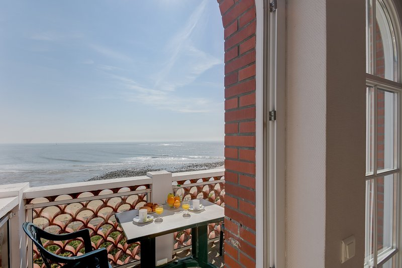 Enjoy your private balcony or terrace with sea views.