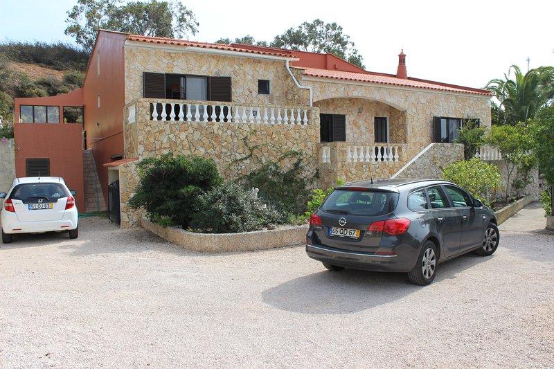 Villa Terra da Eira für 10 Personen an der Westalgarve Raposeira, Ferienwohnung in Carrapateira