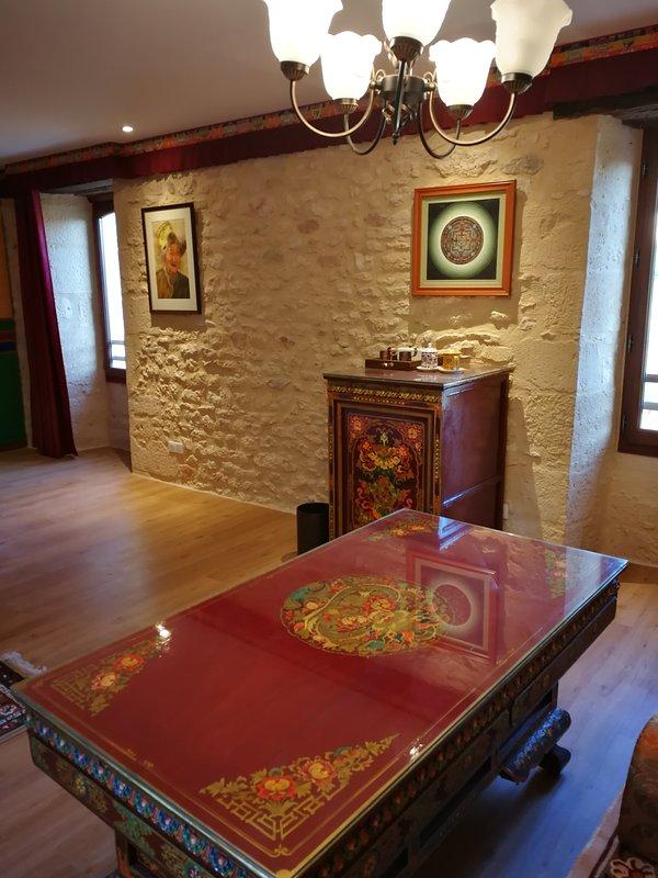 Chambres d\'hôtes de l\'HImalaya - décor et mobilier authentique du ...