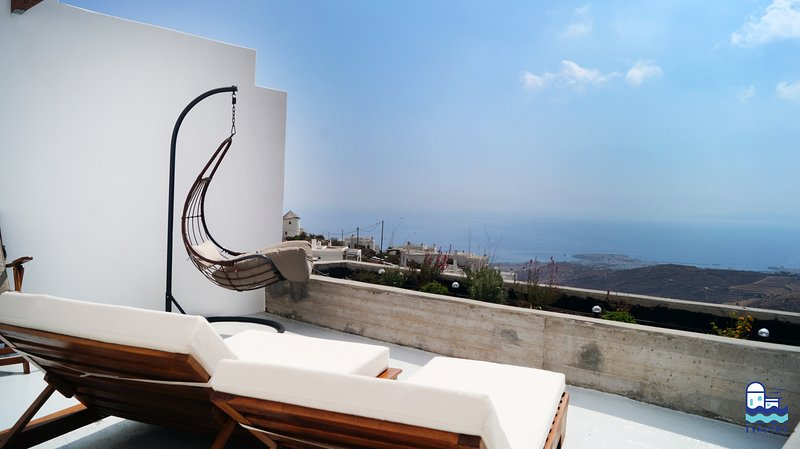 Inspire Aegean Sea Luxury Houses - Triantaros I, holiday rental in Triantaros