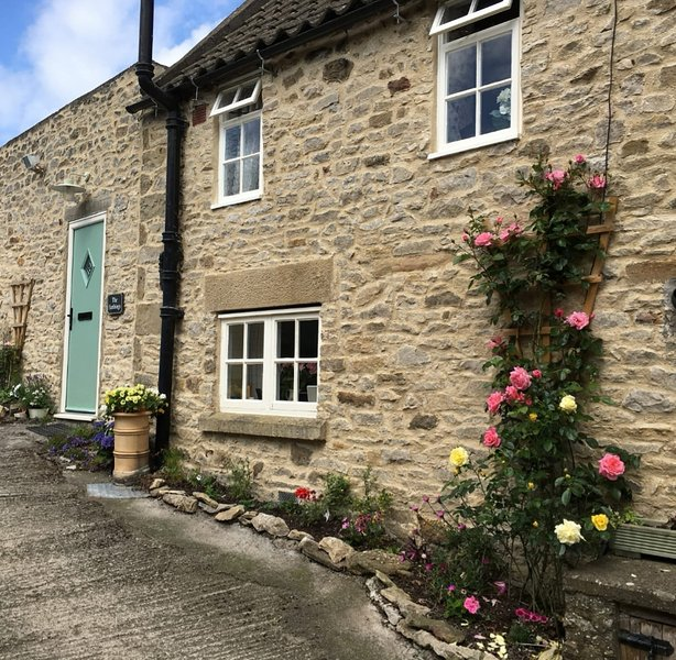 The Farthings, holiday rental in Moulton