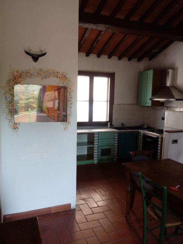Il Cielo di Lucio - Apartment, holiday rental in Mezzana-Colignola