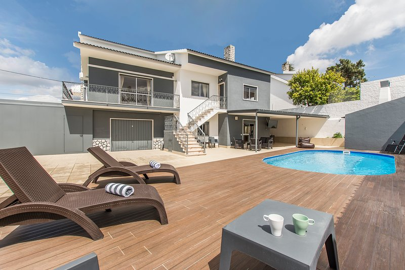 Villa Nana - New!, location de vacances à Amora
