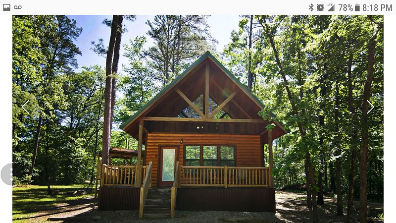 Branson Cabin is the Perfect Getaway for a Family or a Couple.
