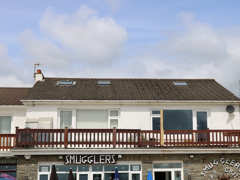 THE CARTWHEEL, seaview, contemporary, WiFi, veranda, in Amroth, ref:960442, holiday rental in Amroth