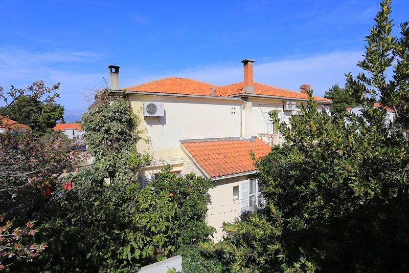 Studio flat Supetar, Brač (AS-16656-a), alquiler de vacaciones en Sumpetar