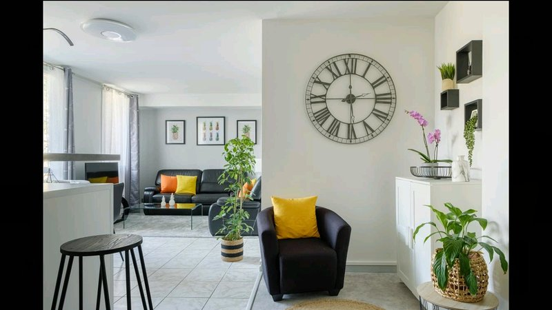 Bel appartement proche Gare Rer et 30min de Paris, holiday rental in Lisses