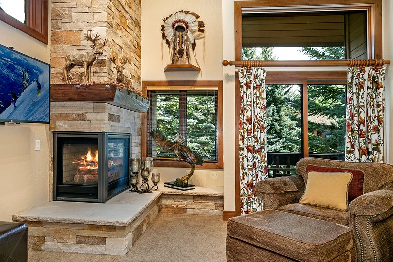 Platinum 3 BR +Loft BR Ski-in-out Mountain Retreat, holiday rental in Beaver Creek