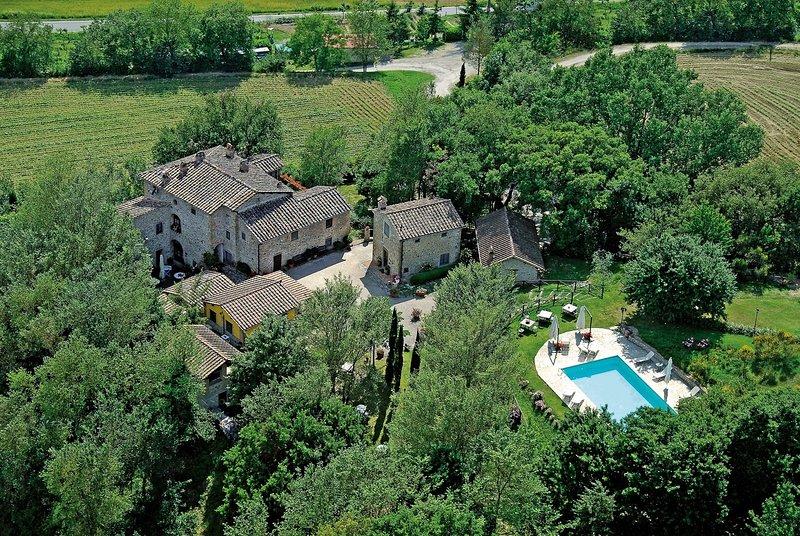 Villa la Commenda 8, holiday rental in Anghiari
