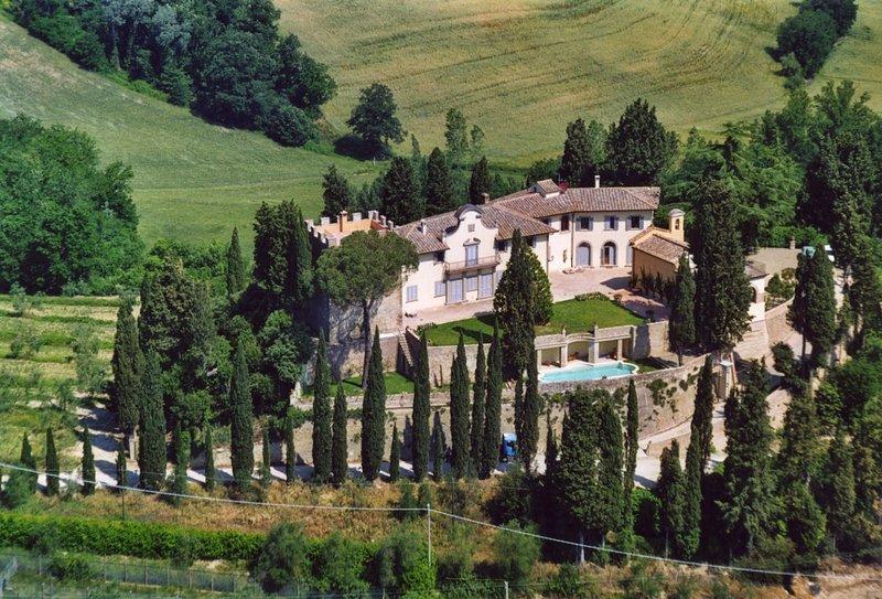 Dimora del Castello, Ferienwohnung in Castelfiorentino