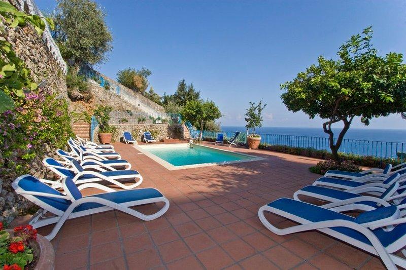 La Culla degli Angeli, holiday rental in Amalfi