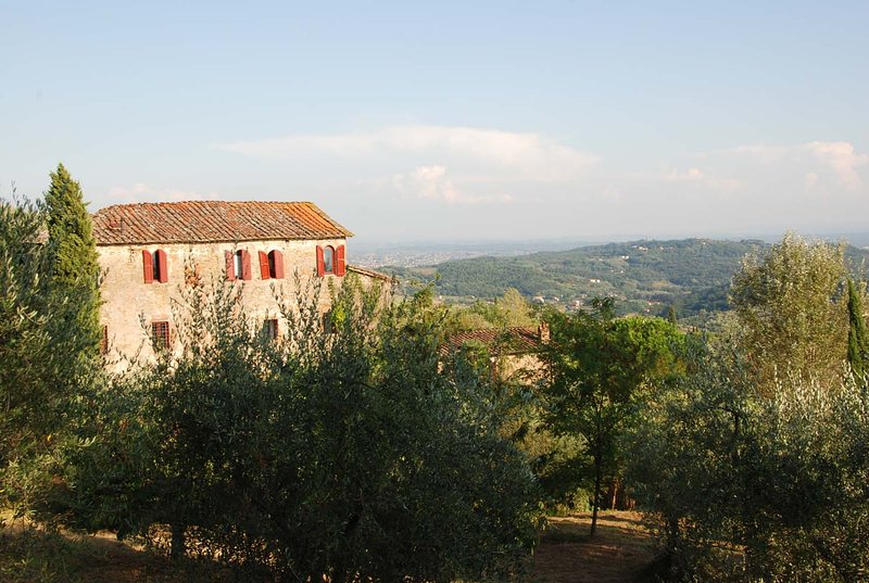 Le Vedute 9, holiday rental in Capannori