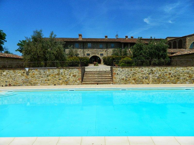 Beringhe Casa Varno, vacation rental in Colle di Val d'Elsa