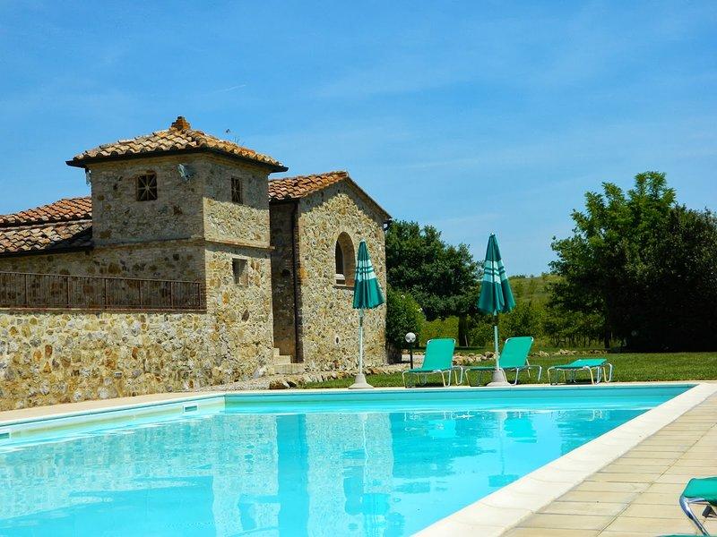 Beringhe Piccola Corte, vacation rental in Colle di Val d'Elsa