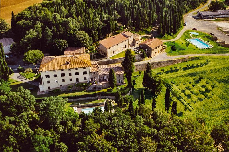 Castagno Scuola, alquiler vacacional en Gambassi Terme