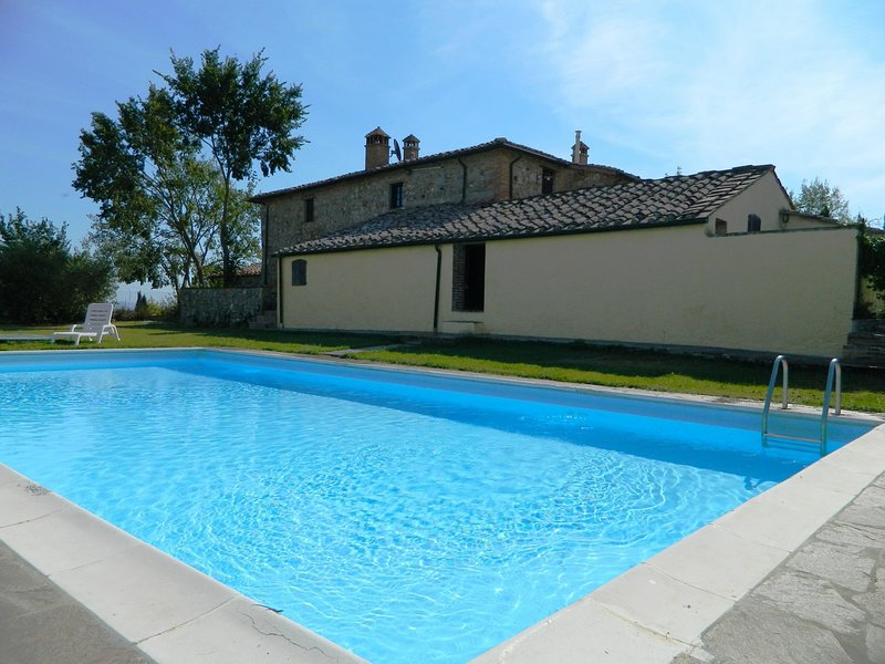 Casale Stine, Ferienwohnung in Monteroni d'Arbia