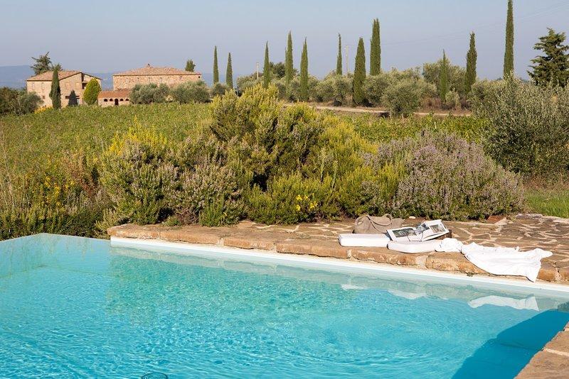 Carraretto, holiday rental in Castellina In Chianti