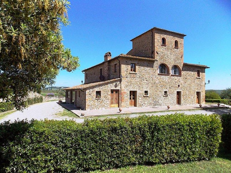 Etrusco 13, vacation rental in Lajatico