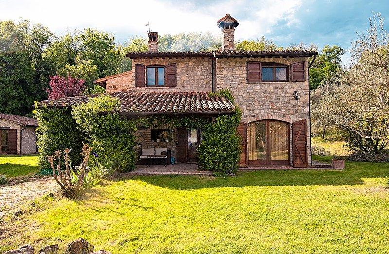 Umbriaverde, holiday rental in Fratta Todina