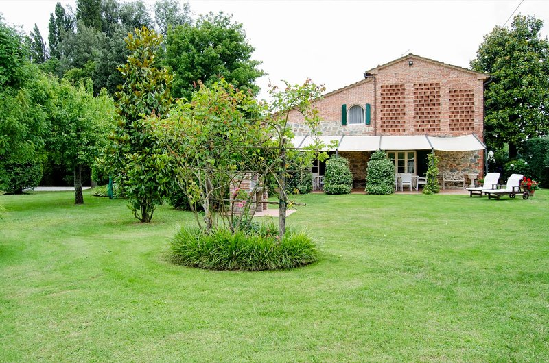 Villa Cerbaie, vacation rental in Castelfranco di Sotto