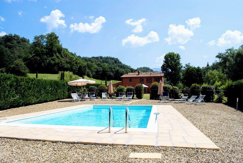 Casa Rosada, holiday rental in Leccio