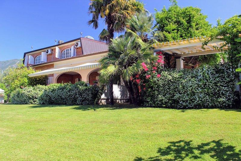 Villa di Ripa, casa vacanza a Vallecchia
