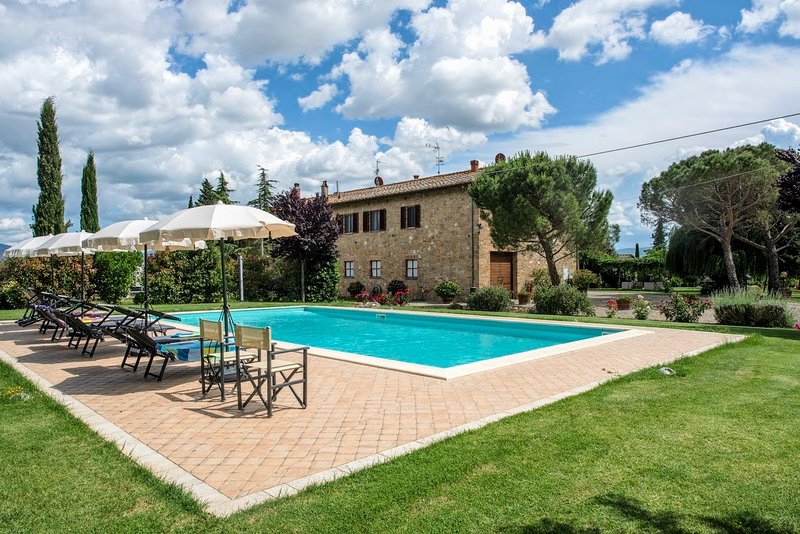 Podere Osteria, holiday rental in Gallina