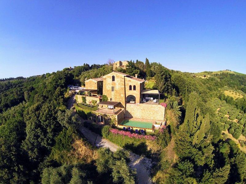 Torre del Santo_Barberino Val d'Elsa_2