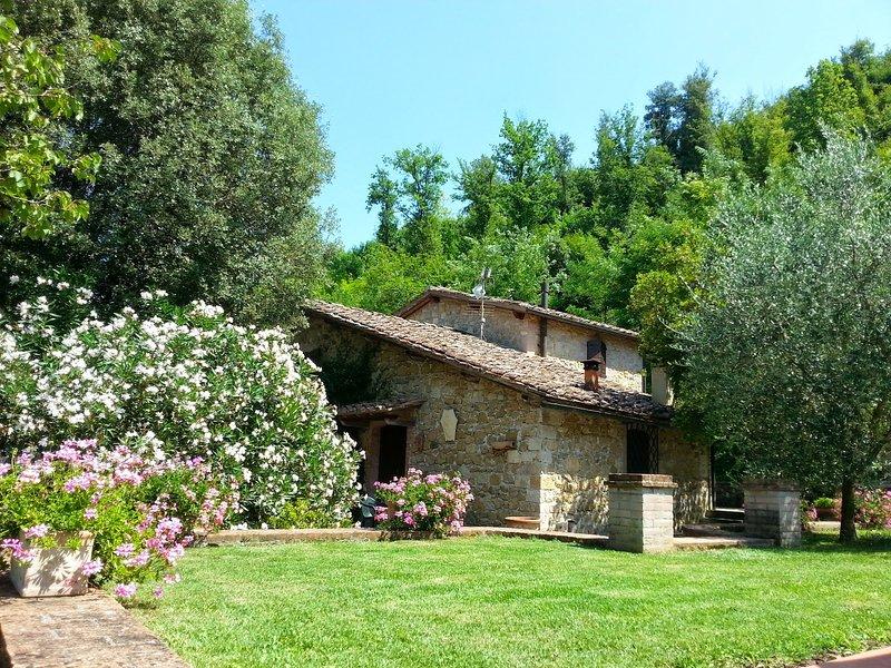 Pratodera, casa vacanza a Montaperti