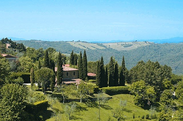 Villa Spuntone, vacation rental in Montalcino