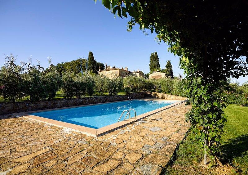 Castellare de Sernigi, alquiler de vacaciones en Marcialla