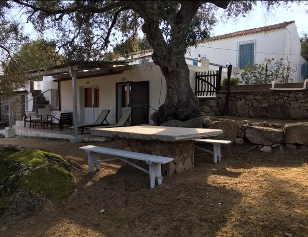 Palau  Porto Pollo Nord Sardegna villetta mimosa, holiday rental in Palau