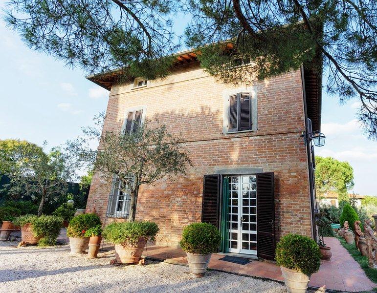 Casa Elea, alquiler vacacional en Cozzano