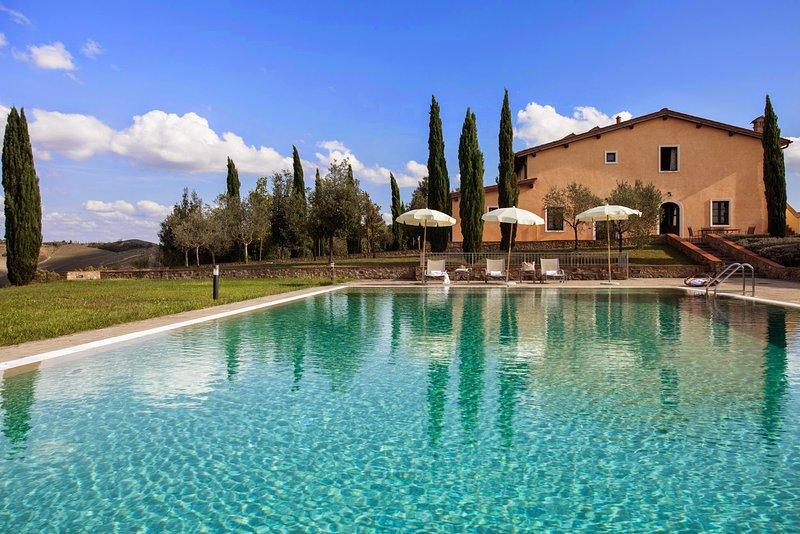 Villa Cascine, vacation rental in Montaione