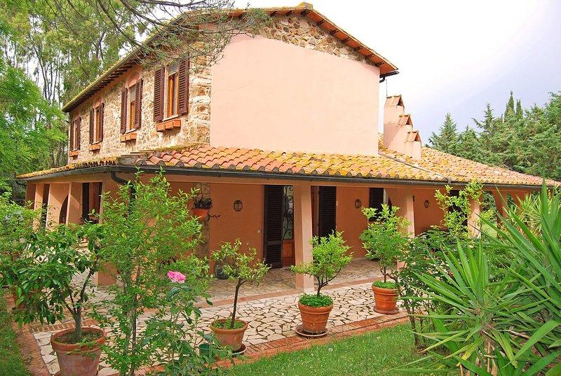 Villa Morellino, casa vacanza a Massa Marittima