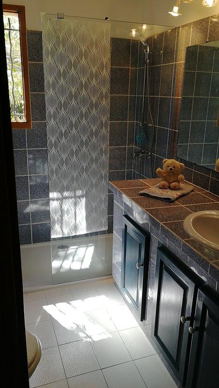 New Italian shower