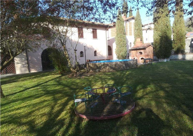 Villa Pancrazzi, holiday rental in Vacchereccia