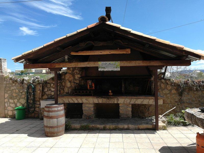 La Mata, alquiler vacacional en Fuertescusa