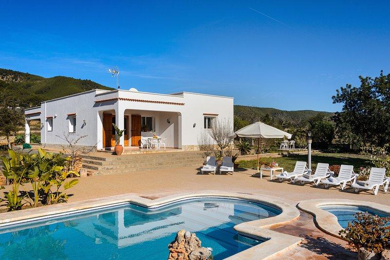 Villa Can Prats, casa vacanza a San Carlos