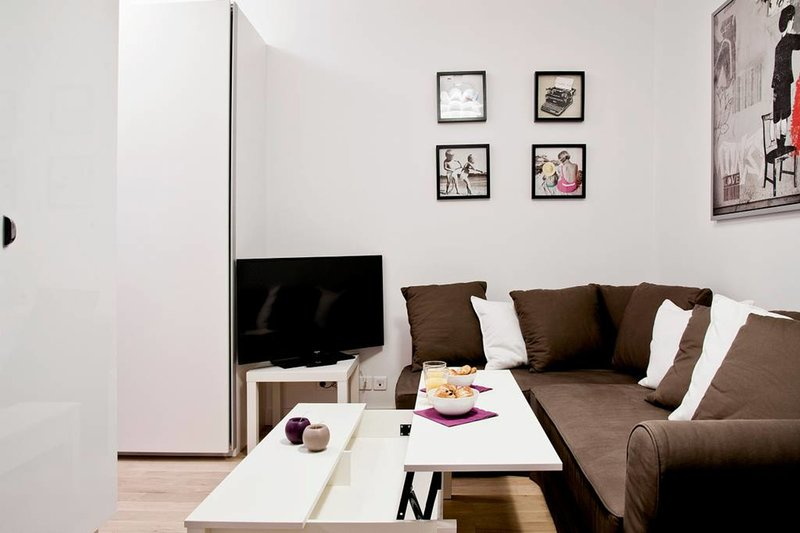 Middle Term - 1 bedroom 28sqm,  rue Saint Martin Paris 10e., vacation rental in Paris