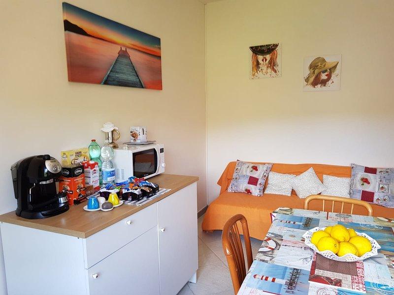 San Marco Beach , casa vacanza lungomare Agropoli, location de vacances à Agropoli
