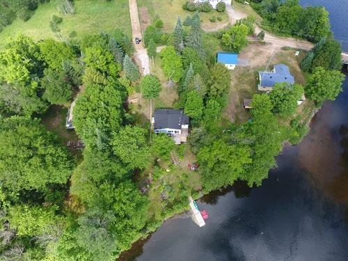 Aerial Property View