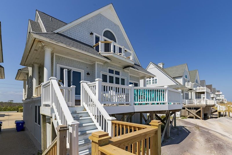 Island Drive 4328, holiday rental in North Topsail Beach