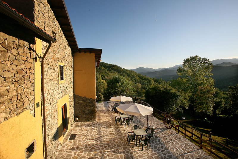 Podere Bramapane, holiday rental in Montelungo