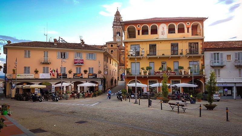 Cascina Ornati - La Villetta in Monforte d'Alba, vacation rental in Novello
