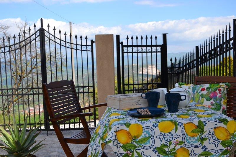 Sicilia House, vacation rental in Cammarata