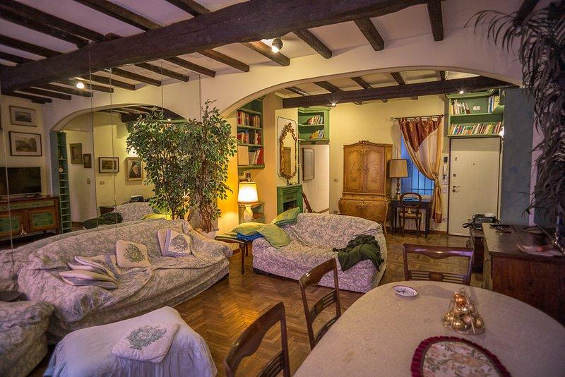 Appartamento zona Castiglione, holiday rental in Rastignano